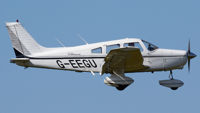 G-EEGU - Piper PA-28-161 Cherokee Warrior II - Private