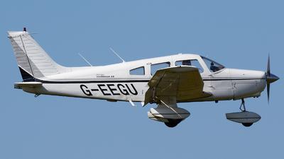 A picture of GEEGU - Piper PA28161 - [287916457] - © David Blaker