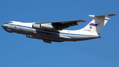 RA-76669 - Ilyushin IL-76MD - Russia - 224th Flight Unit State Airline