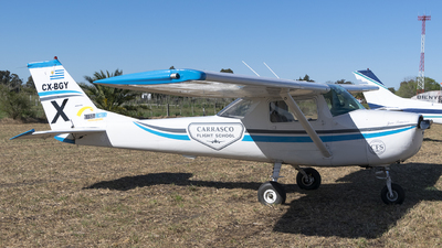 CX-BGY - Cessna 150G - Carrasco Flight School