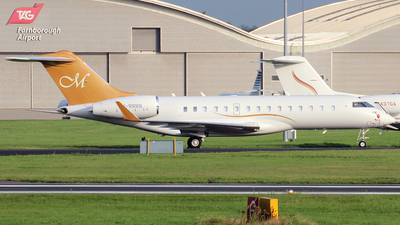 M-RRRR - Bombardier BD-700-1A10 Global 6000 - Private