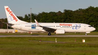 EC-LTM - Boeing 737-85P - Air Europa