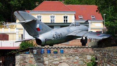 3934 - Mikoyan-Gurevich MiG-15bis Fagot - Czechoslovakia - Air Force