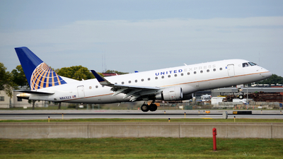 N86322 - Embraer 170-200LR - United Express (Mesa Airlines)