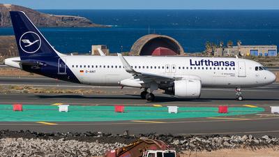 D-AINT - Airbus A320-271N - Lufthansa