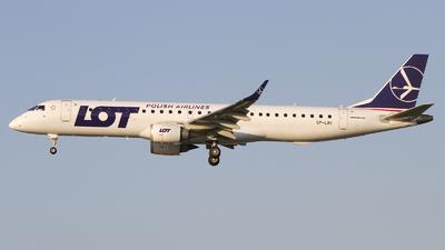 A picture of SPLNI - Embraer E195LR - LOT - © Rafal Pruszkowski