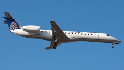 N15986 - Embraer ERJ-145LR - United Express (ExpressJet Airlines)