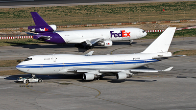 B-2455 - Boeing 747-412(BCF) - Air China Cargo