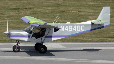 N494DC - Zenair STOL CH 701 - Private