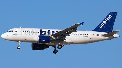 AP-EDB - Airbus A319-111 - AirBlue