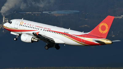 B-6163 - Airbus A319-115 - Chengdu Airlines
