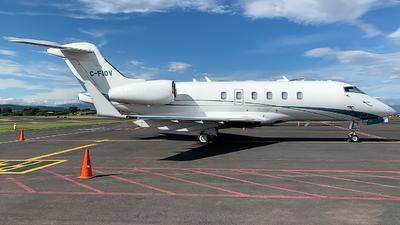 C-FIOV - Bombardier BD-100-1A10 Challenger 300 - Private