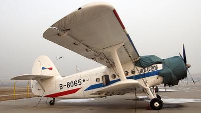 B-8065 - Yunshuji Y-5 - Private