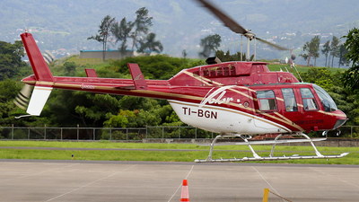 TI-BGN - Bell 206L-3 LongRanger III - Volar Helicopters