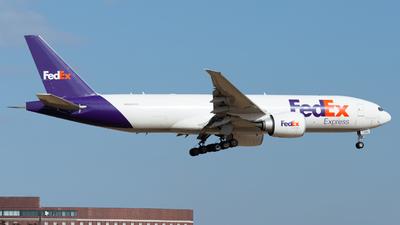 N897FD - Boeing 777-FS2 - FedEx