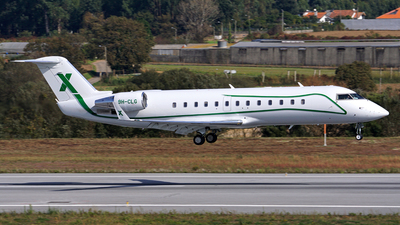 A picture of 9HCLG - Bombardier Challenger 850 - Air X Charter - © Filipe Couceiro