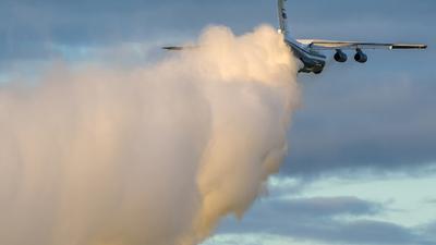 RF-78805 - Ilyushin IL-76MD - Russia - Air Force