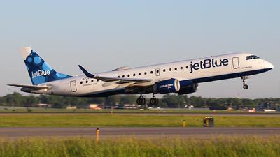 N239JB - Embraer 190-100IGW - jetBlue Airways