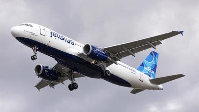 N641JB - Airbus A320-232 - jetBlue Airways