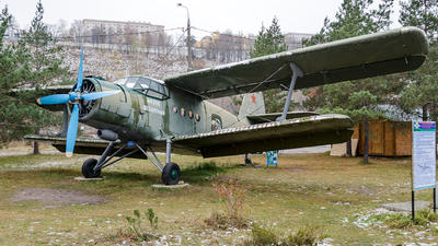 02 - Antonov An-2TD - Russia - Air Force