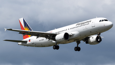 RP-C8615 - Airbus A320-214 - Philippine Airlines