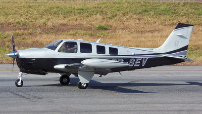 PR-SEV - Beechcraft G36 Bonanza - Private