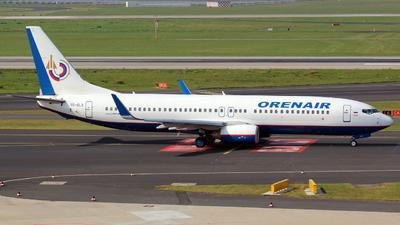 VQ-BLX - Boeing 737-85P - Orenair