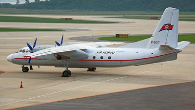 P-537 - Antonov An-24B - Air Koryo