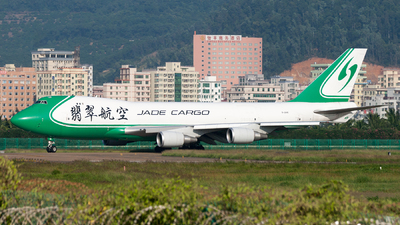 B-2441 - Boeing 747-4EVERF - Jade Cargo International
