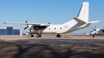 UR-ELI - Antonov An-26B - Air Urga