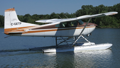 C-GETP - Cessna A185F Skywagon - Private
