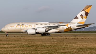 F-WWAK - Airbus A380-861 - Etihad Airways