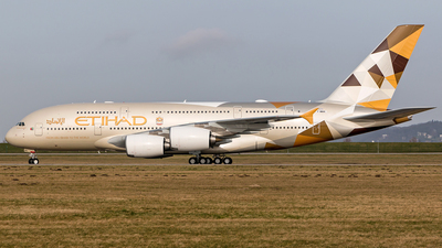 A picture of FWWAK - Airbus A380 - Airbus - © Dirk Grothe
