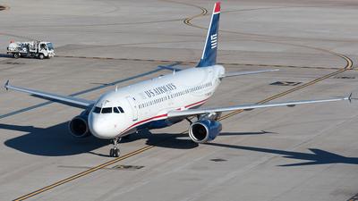 N665AW - Airbus A320-232 - US Airways