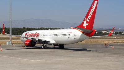 TC-TJO - Boeing 737-86N - Corendon Airlines