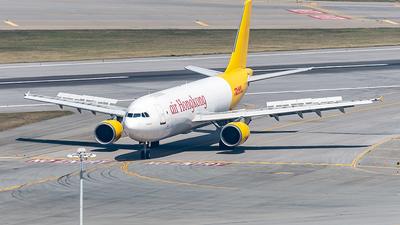 B-LDD - Airbus A300F4-605R - Air Hong Kong