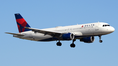 A picture of N355NW - Airbus A320212 - Delta Air Lines - ©  JC