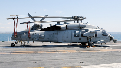 168552 - Sikorsky MH-60S Knighthawk - United States - US Navy (USN)