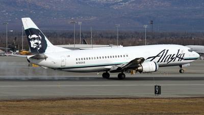 N765AS - Boeing 737-4Q8(C) - Alaska Airlines
