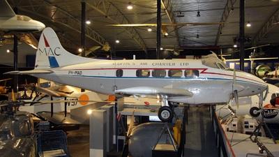 PH-MAD - De Havilland DH-104 Dove - Private
