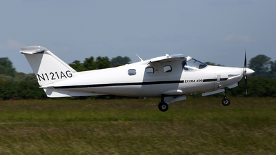 N121AG - Extra 400 - Private