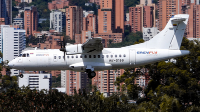 HK-5199 - ATR 42-500 - EasyFly