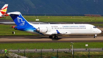 B-605V - COMAC ARJ21-700 - Jiangxi Airlines