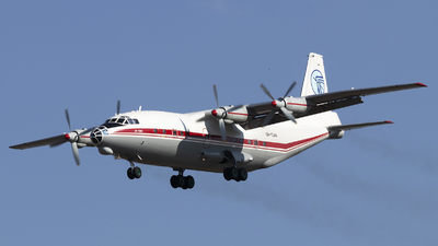 UR-CAK - Antonov An-12BP - Ukraine Air Alliance (UAA)