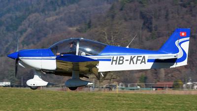 HB-KFA - Robin HR200/160 Acrobin - Private