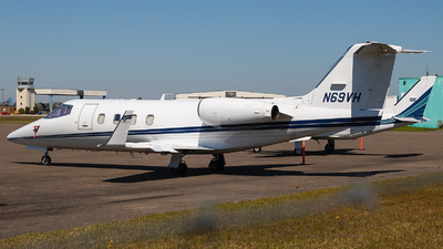 N69VH - Bombardier Learjet 55 - Kolob Canyons Air Services