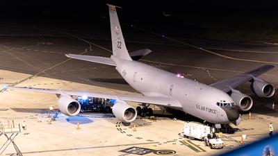 63-8021 - Boeing KC-135R Stratotanker - United States - US Air Force (USAF)