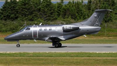 N4EZ - Embraer 500 Phenom 100EV - Private