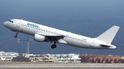LZ-MDO - Airbus A320-214 - Enter Air (Via Airways)