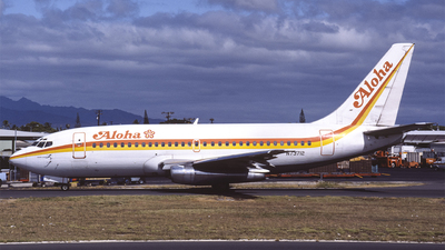N73712 - Boeing 737-297 - Aloha Airlines